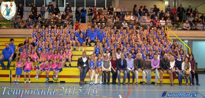 Foto oficial Temporada 2015-2016