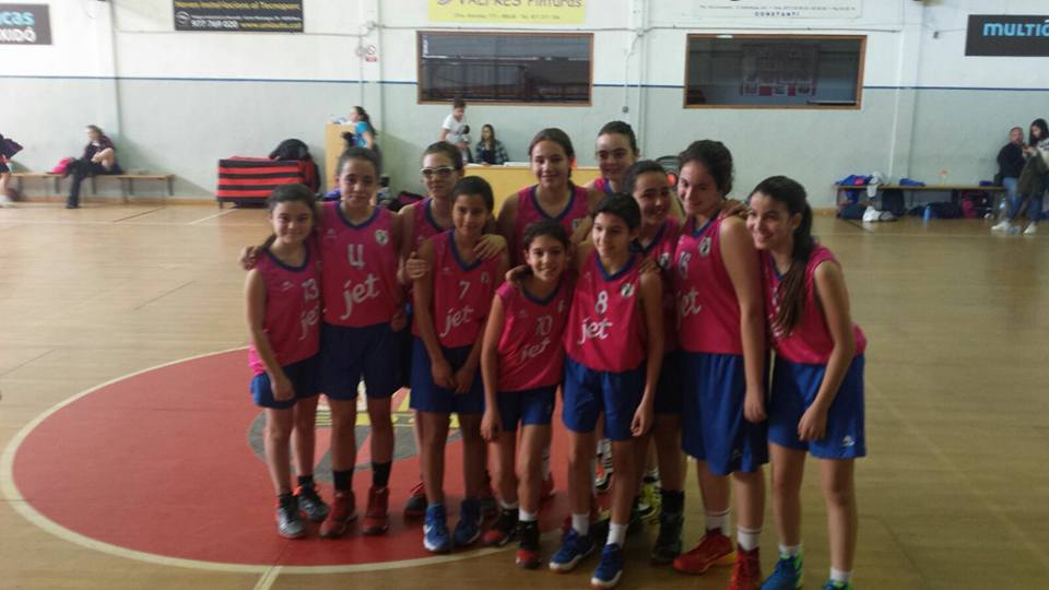 L'equip pre-infantil al torneig 3r Memorial Diego Rubio de Reus
